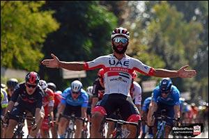 Gaviria Wins Giro Della Toscana / Philipsen 2nd in Luxembourg