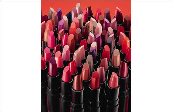 Make Up for Ever is Breaking Through With a Lipstick Revolution With Rouge Artist