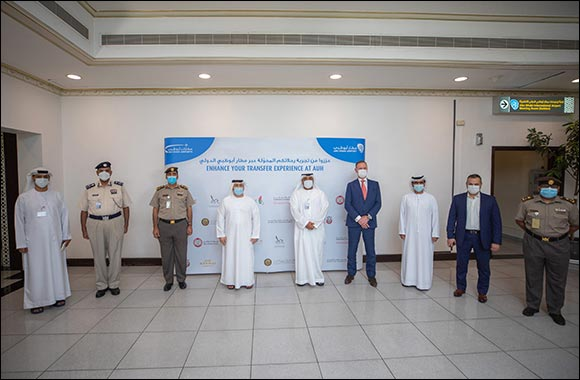 Abu Dhabi International Airport Introduces New Fast Track Flight Connections Initiative to Facilitate the Transfer Passengers' Journey