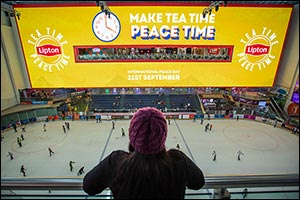Lipton and Peace One Day Join Forces in Global Partnership for International Day of Peace 2020