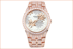 Parmigiani Fleurier  Launches  New Tonda Reine De Mai