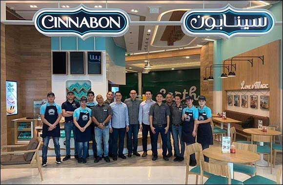 Cinnabon Celebrates 20 Sweet Years in the UAE