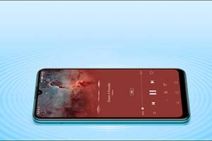 Enjoy Optimal Music Capabilities with HONOR 9A