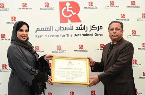 Jumbo Group Extends Support to People of Determination in the UAE Amidst COVID-19 Pandemic
