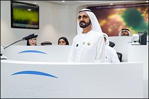 MBRSC Inks Strategic Partnership Agreement with NASA to Train Four Emirati Astronauts