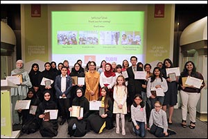 Emirates Airline Festival of Literature Competitions for Schools Opened