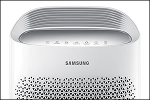 Samsung's Air Purifier: The Innovative Appliance Brining New Meaning to Indoor Air Quality