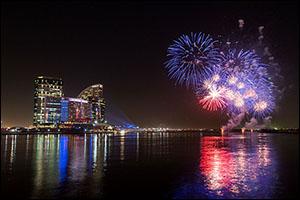 Back With a Bang: IMAGINE Returns to Dubai Festival City Mall's Festival Bay