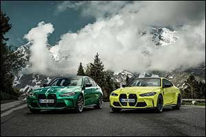 The New BMW M3 Sedan and BMW M3 Competition Sedan. The New BMW M4 Coup� and BMW M4 Competition Coup� ...