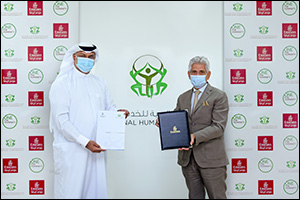 Emirates SkyCargo Signs Humanitarian Logistics MoU with International Humanitarian City