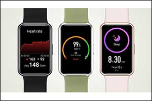 How Smart Wearables Are Contributing Towards Your Fitness And Well-Being:  HUAWEI WATCH FIT Does Mor ...