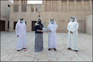Dubai Culture: �Change' Exhibition Enriches the Components of the Cultural Scene and the Creative Mo ...