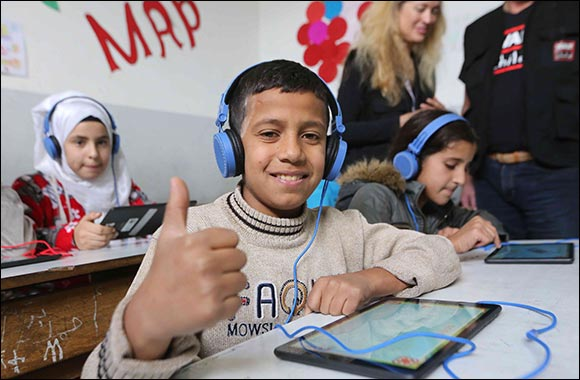 Abdul Aziz Al Ghurair Refugee Education Fund Partners With Discovery Education to Deliver High-quality Online Learning to Thousands of Refugees and Vulnerable Youth in Lebanon