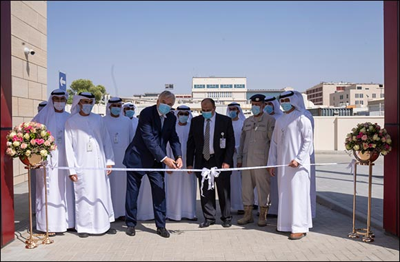 SEHA Introduces a New Central Mortuary in Al Ain