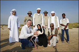 Abu Dhabi's Environmental Priorities Taking to the �Air' with New MOU Between Environment Agency � A ...