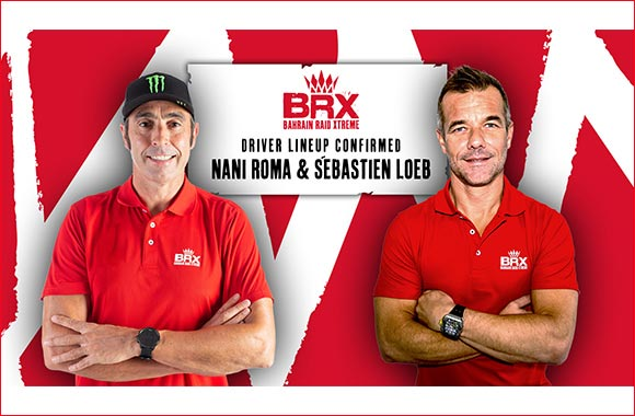 Sebastien Loeb the Latest High-Profile Driver to Join Bahrain Raid Xtreme for 2021 Dakar Rally