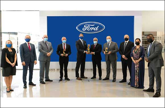 Al Tayer Motors Wins Ford's Prestigious 'The Chairman's Award' 2019