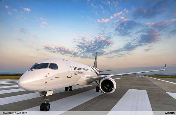Airbus Corporate Jets Launches ACJ Twotwenty Business Jet