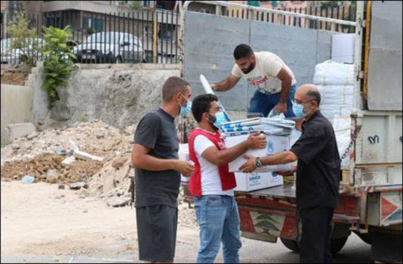 Cartier Philanthropy x Medair - Supporting Beirut's Relief and Recovery