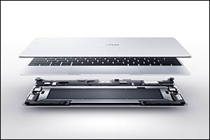 With a Sleek Ultra-Light Design and Multi-screen Collaboration, the New HUAWEI Matebook X Changes Ho ...