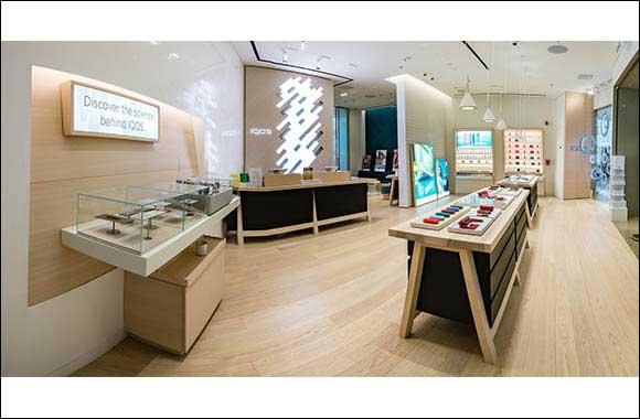Towards a Smoke-Free Future: Philip Morris International Unveils the New IQOS Boutique at The Dubai Mall