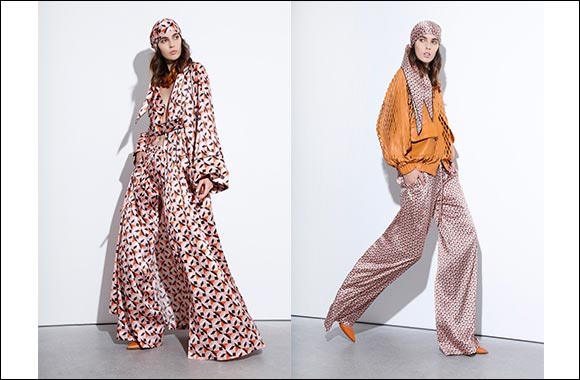 Kristina Fidelskaya — Spring / Summer 2021 'Belmonde' Collection