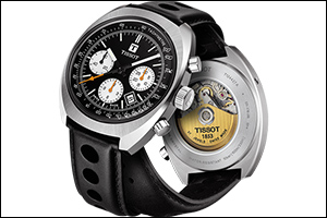 Tissot Heritage Navigator Chrono Auto 1973 The True Spirit of Classic Racing