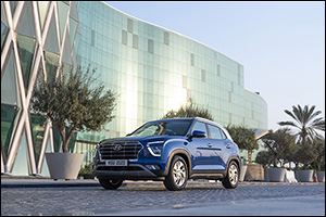 Hyundai Launches Its All-new and More Powerful CRETA Vehicle in Select Markets in Middle East and Af ...