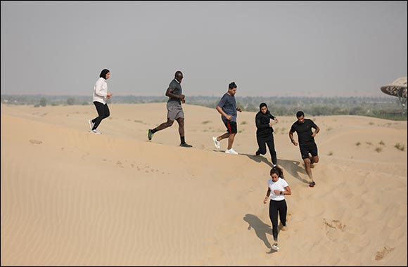 Dubai Sports Council Invites Registered Participants for Al Marmoom Dune Run 'build-up' Runs on Oct 23 & 30