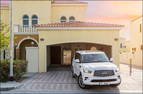INFINITI of Arabian Automobiles Wants You Driving Your Dream Car, Launches 'Sign and Lease in a Heartbeat' Campaign