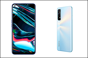 Realme Launches 7-series 65W Fastest Charging Phone in UAE