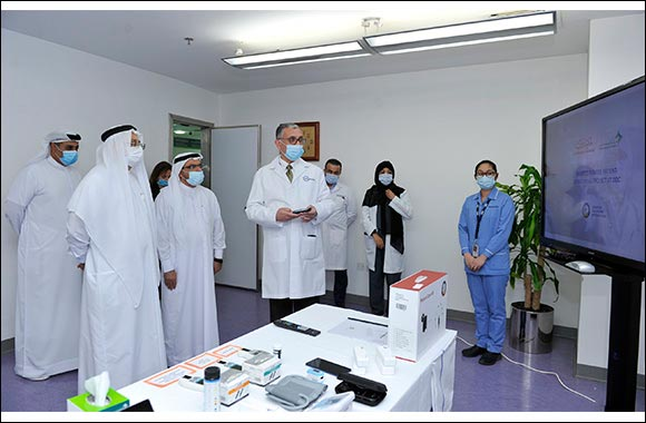 Dubai Diabetes Centre Explores Telemonitoring for Diabetics