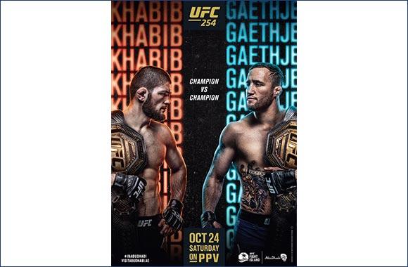 One Week Until The Eagle Khabib Nurmagomedov Swoops Back Into the UFC Octagon in Abu Dhabi