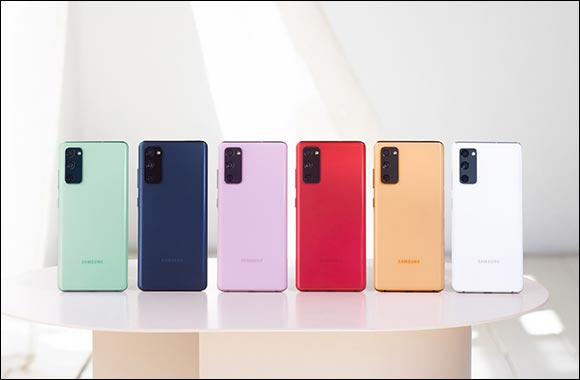 Samsung Announces Availability of the Galaxy S20 FE Across the UAE