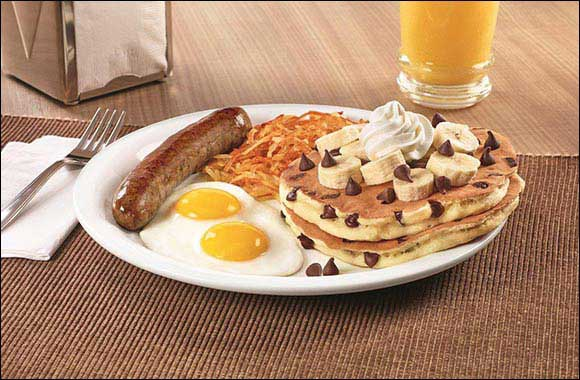 Kids Eat for Free This Half-Term at Denny's