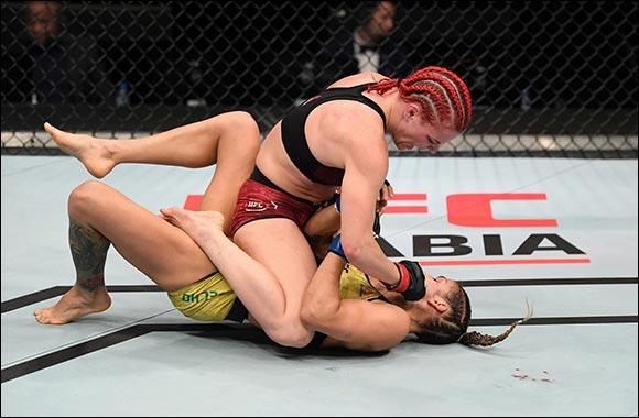 UFC Fight Night®: Ortega Vs. The Korean Zombie