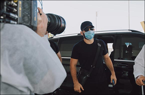 The Eagle has Landed, The Highlight is Shining?  Khabib, Gaethje, and UFC 254 Fighters Arrive Ready for Thrilling Finale to Return to Fight Island