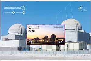 Emirates Post Marks the Start-up of Unit 1 of Barakah Nuclear Energy Plant With Commemorative Stamp