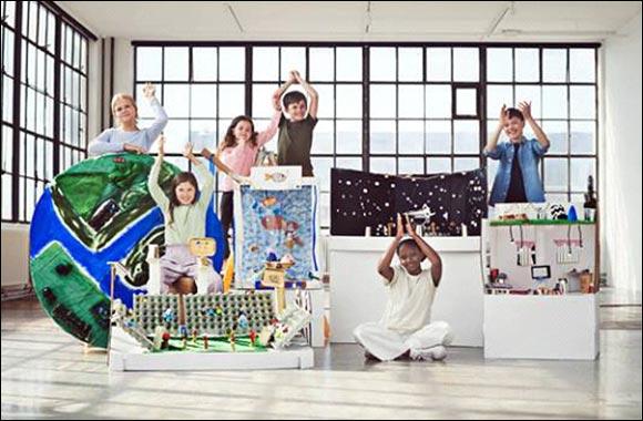 Children Envision Their Future in Pandora's World Children's Day Short Film
