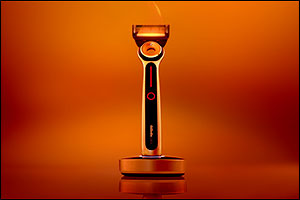 Gillette� Middle East Launches Its First of Its Kind Heated Razor