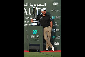 World's Best Golfers Return to Saudi Arabia in 2021