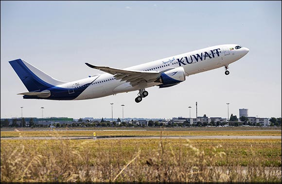 Kuwait Airways Takes Delivery of its First Two A330neos