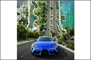 The Legend Continues: The all-new 2021 Toyota GR Supra Hits the UAE
