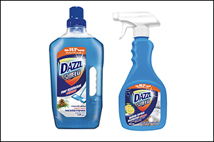 Dabur International Makes Big Push Into Home Cleaning Products Market With the Launch of Dazzl Shiel ...