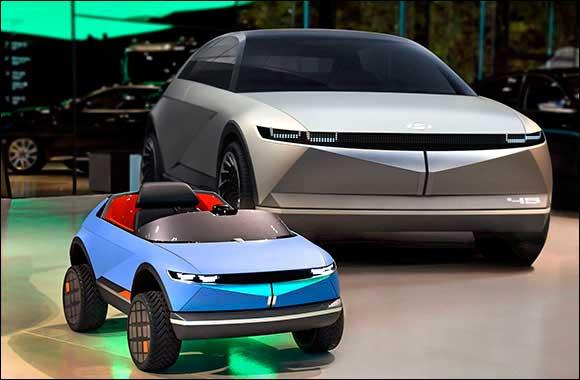 Size Matters: Hyundai Motor's Smallest EV Revealed'