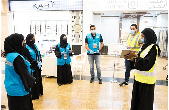 Campaign ''Let's Beat Coronavirus' Launched with Participation from Dubai Corporation for Ambulance Services, Watani Al Emarat Foundation and Union Coop
