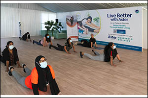Aster Joins Hands with Dubai Fitness Challenge 2020 as the Official Hospitals & Clinics Partner