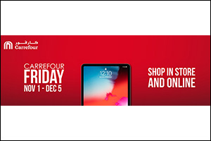 Carrefour Friday � a Month-Long Shopping Extravaganza