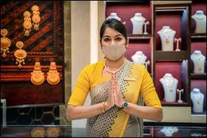 Tanishq Opens First International Store in Dubai