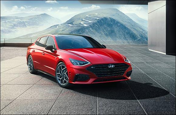 Hyundai Unveils 2021 Sonata N Line Offering Unprecedented Sportiness and Performance